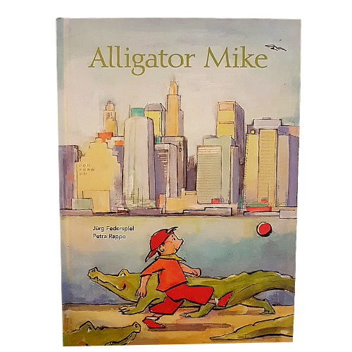 Alligator Mike Hardcopy Book