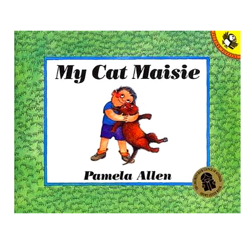 My Cat Maisie Children's Book