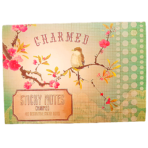 Charmed Decorative Sticky Notes