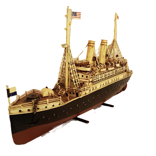 Marklin Boat Model