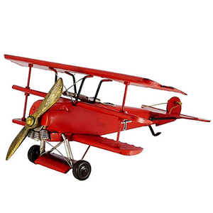 Red Baron Triplane Model