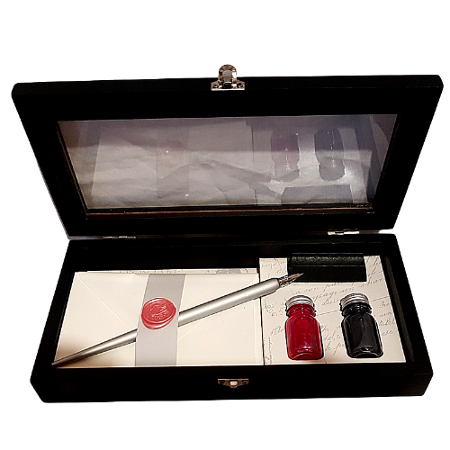 J. Herbin  Ink and Pen Writing Gift Set
