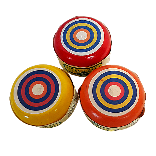 Old Fashioned Wooden Yo Yo's