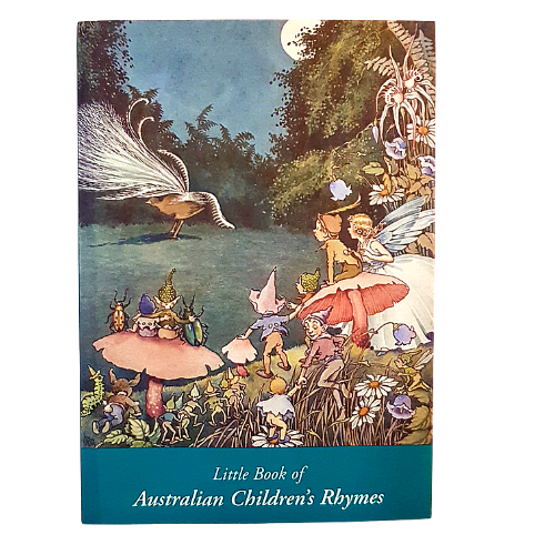 Little Book of Australian Children's Rhymes
