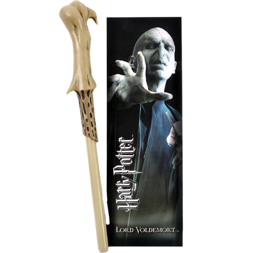 Happy Potter - Lord Voldemort Pen and Bookmark