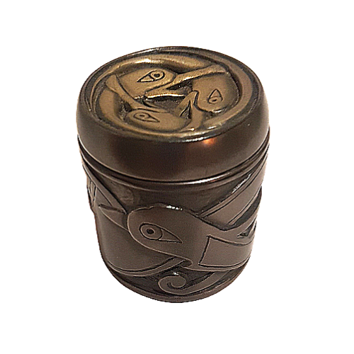 Celtic Ducks Keepsake Canister