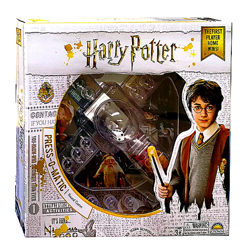 Harry Potter Press-O-Matic Board Game