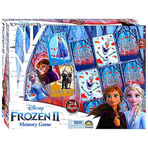 Frozen II Memory Game- Disney
