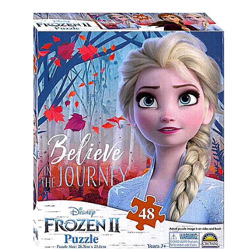 Disney FROZEN II Puzzle 48 piece