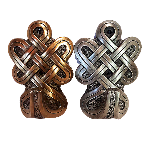 Celtic Knot Wall Mounted Hooks