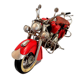 1948 Indian Chief Motorcycle Model
