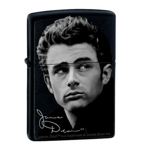 James Dean Not Forgotten - Zippo Lighter