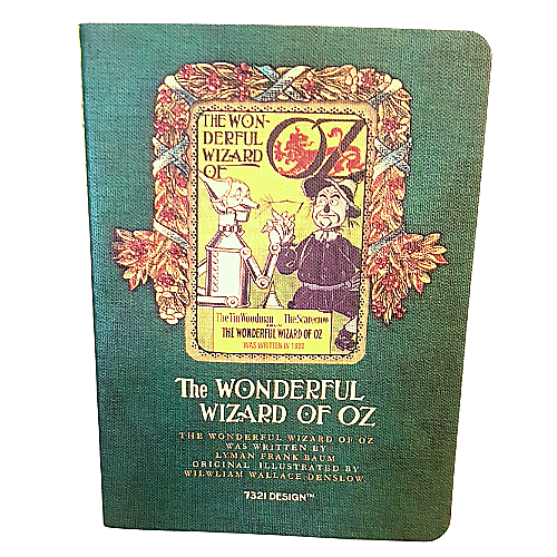 The Wizaed of Oz Notebook