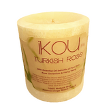 iKOU Candle Scent Turkish Rose