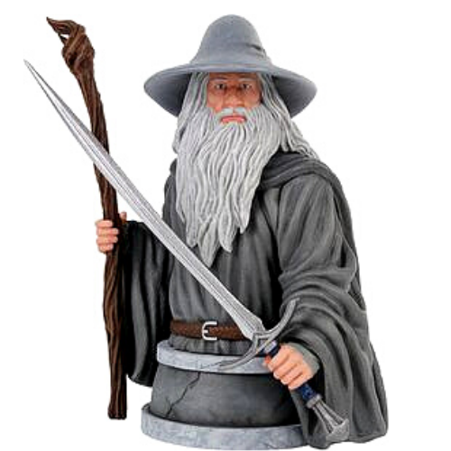 Gandalf The Gray Collectible Mini Bust