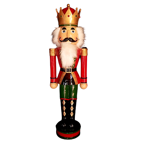 King Francis Soldier Nutcracker