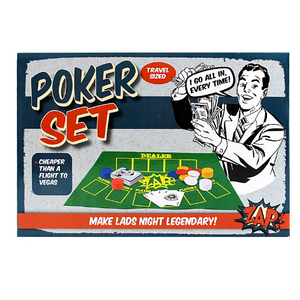 Travel Size Poker Set
