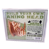 Build Your Own Rhino Head Construction Kit