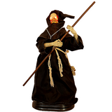 The Grim Reaper Animated Halloween Display