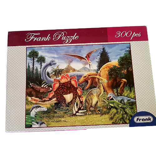 Dinosaur Country 300 piece Jigsaw Puzzle