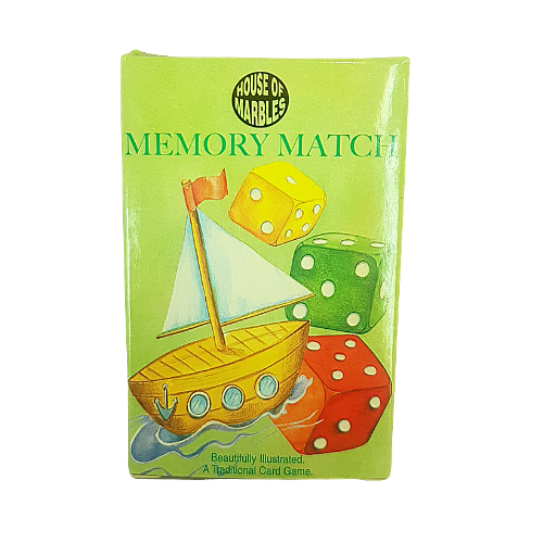 House of Marbles Memory Match Card Game