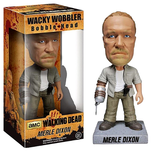 AMC Merle Dixon Bobble Head