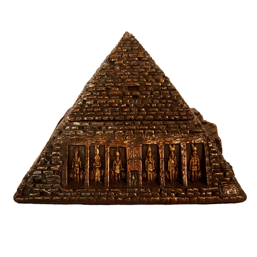 Pyramid Keep Sake Box