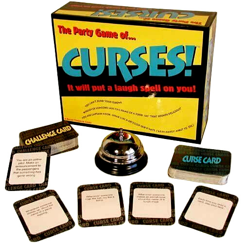 The Party Game of.... CURSES!