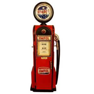 Ampol Petrol Pump/Bowser Model