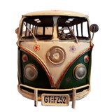 Hippie Kombi Van Tin Model