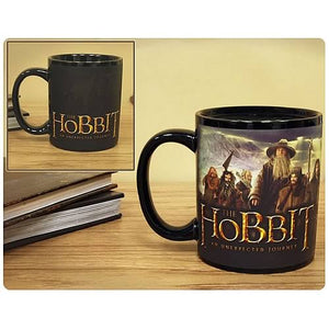 Hobbit Heat Sensitive Mug