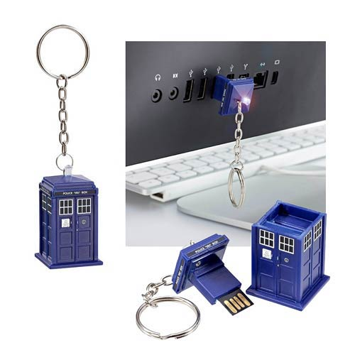 Doctor Who Tardis USB Stick