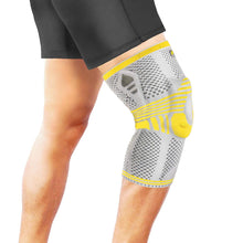 Load image into Gallery viewer, Bracoo KP41 Patent Athletics Knee Compression Sleeve Support with Silicone Patella Brace