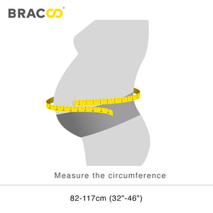 BRACOO MS61 Breathable Abdominal Binder and Maternity Belt