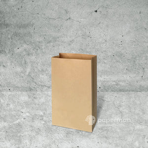 SOS(01) Brown Kraft Paper Bag