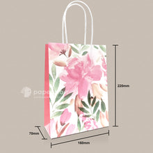 Load image into Gallery viewer, FL-002S Pastel Garden (Pink)