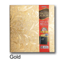 Load image into Gallery viewer, Self Adhesive Photo Album (Gold) Size L