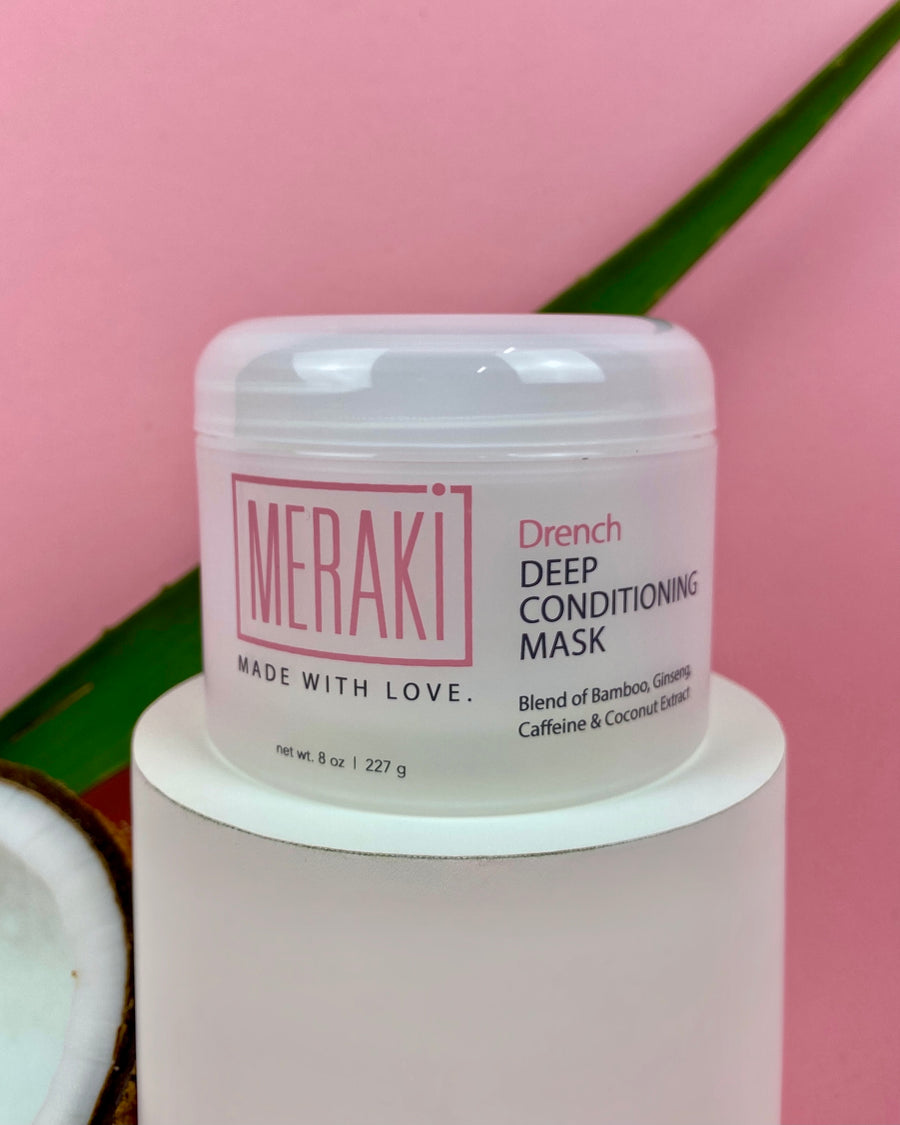 Drench Deep Conditioning Mask - lovemeraki