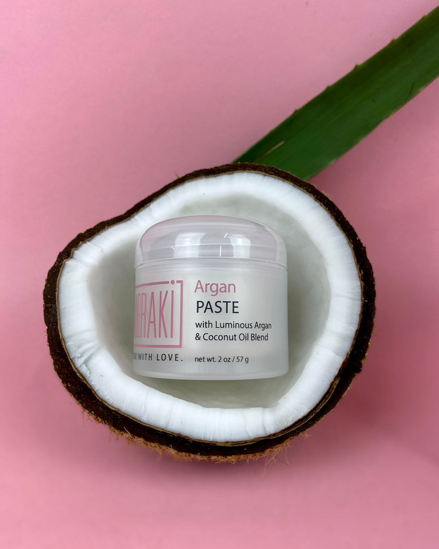 Argan Oil Texture Paste - lovemeraki