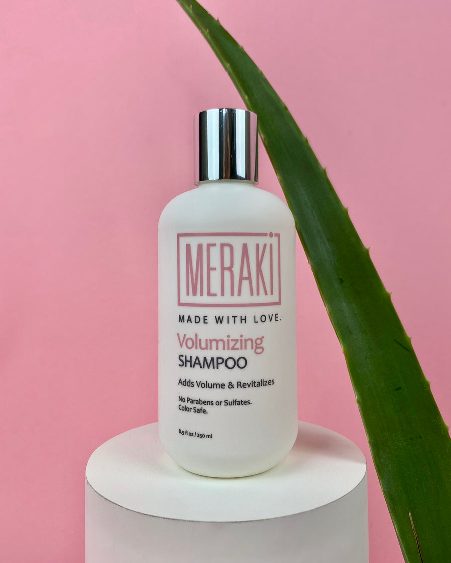Volumizing Shampoo - lovemeraki