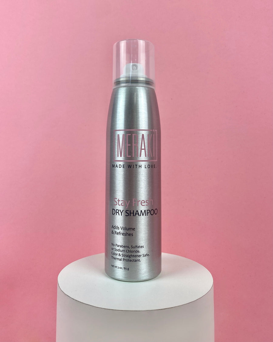 Stay Fresh Dry Shampoo - lovemeraki