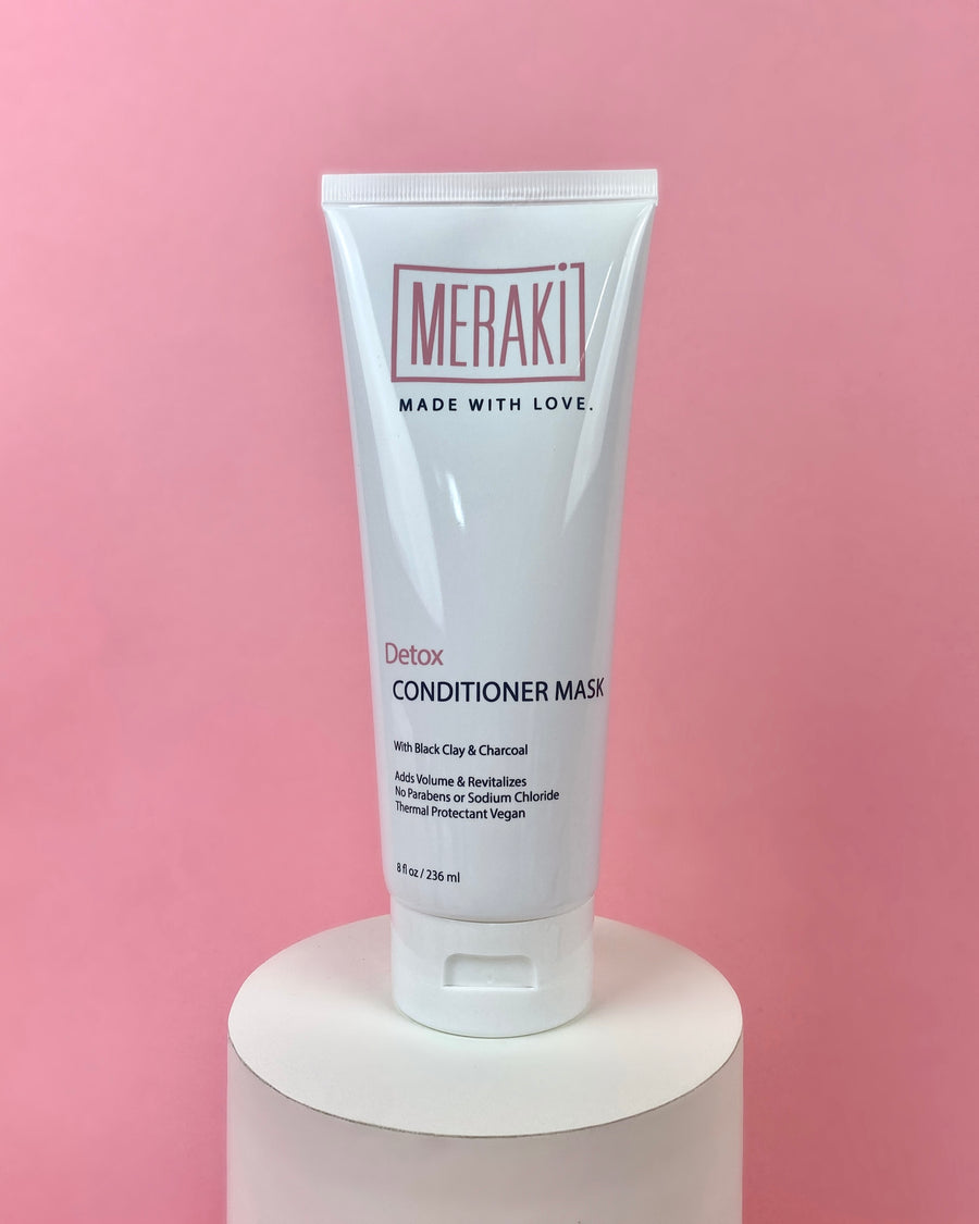 Detox Conditioner Mask - lovemeraki