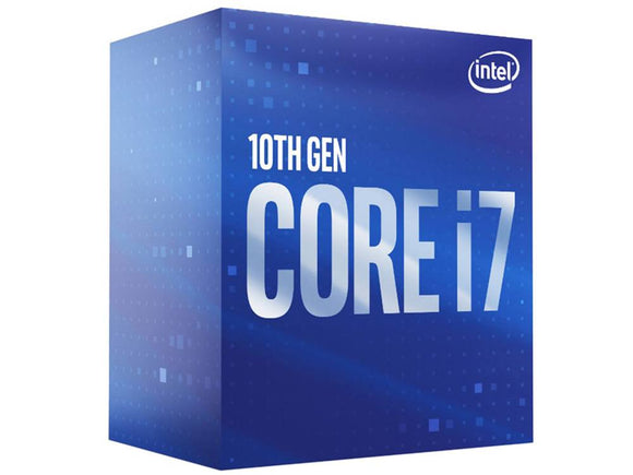 Intel i7 10700F 8 Core LGA1200 10th GEN