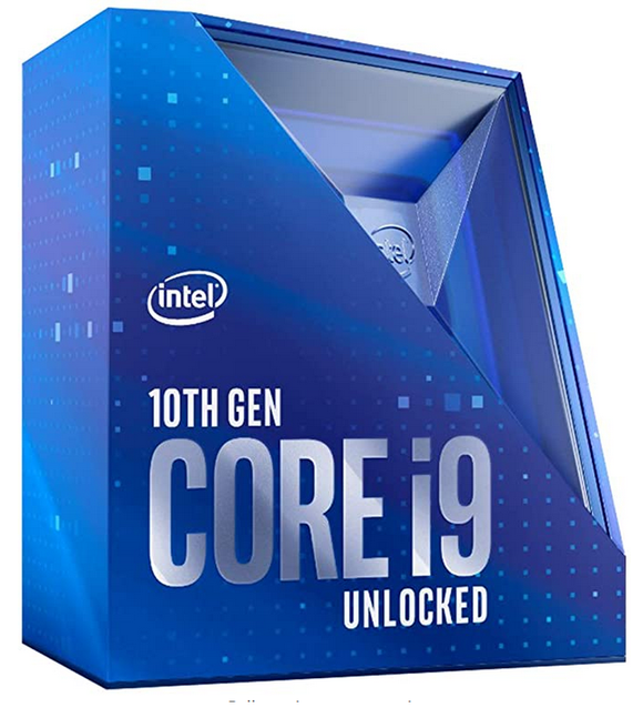 Intel Core i9 10900K 10 Cores 3.7GHz Computer Processor
