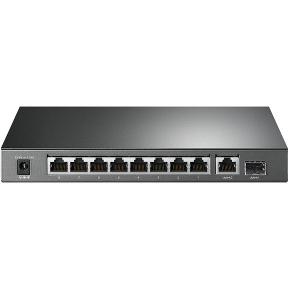 TP-Link 10 Port Gigabit Desktop Switch with 8 Port PoE+