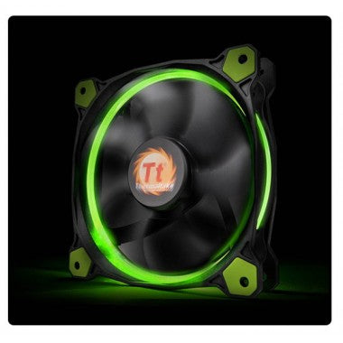 Thermaltake Riing 12 LED Radiato Green 3 Pack