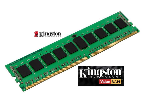 Kingston KVR26N19S8/8 8GB Stick DDR4-2666MHz Desktop Memory