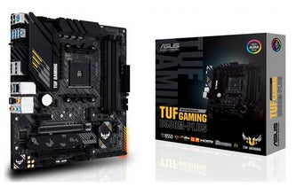 TUF GAMING B550M-PLUS ASUS AM4 Motherboard