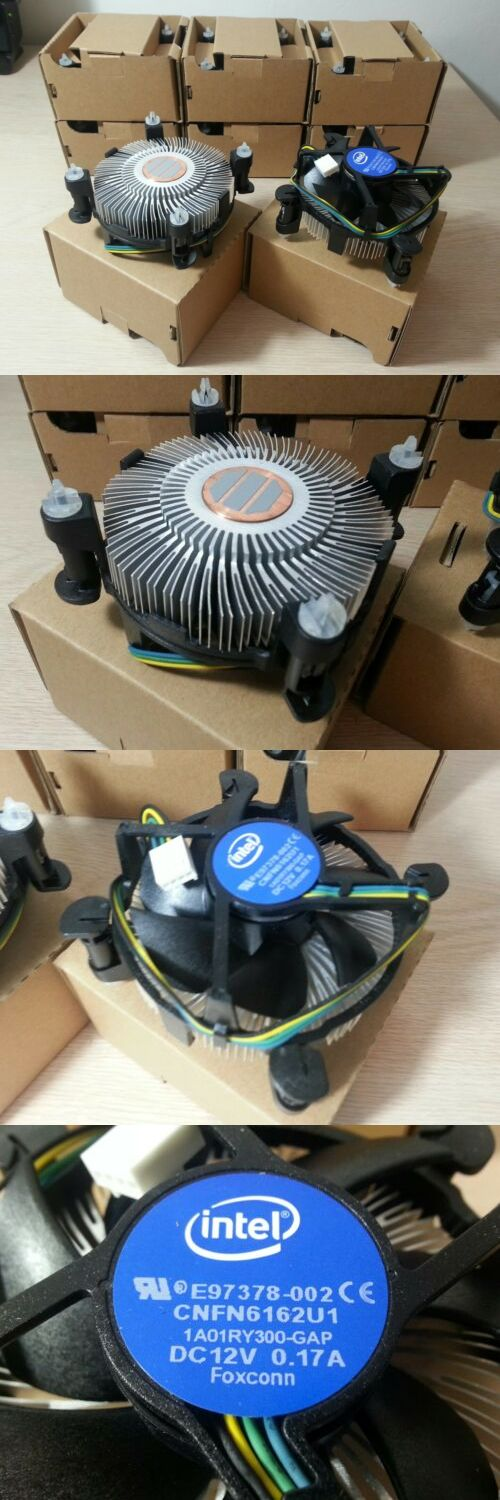 Intel OEM CPU Heatsink