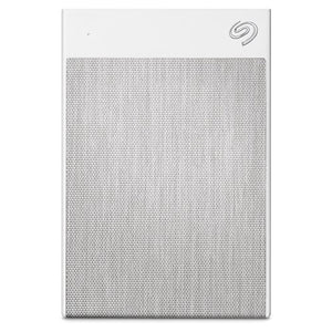 "SEAGATE 2TB 2.5"" Backup Plus Ultra Touch. USB-C/ USB 3.0- Colour White"